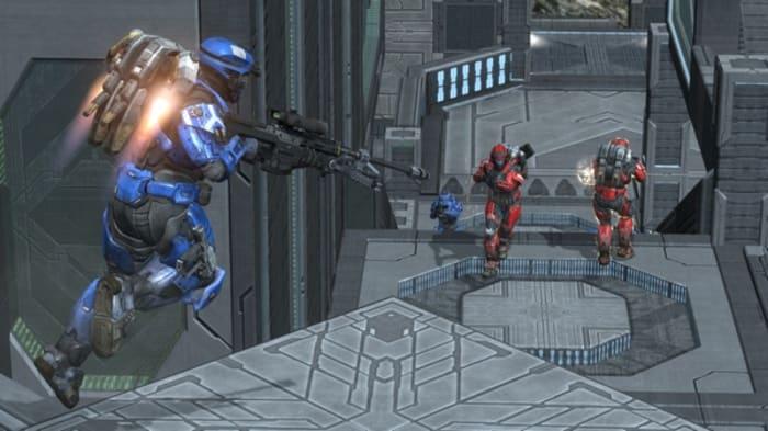 Halo Reach multiplayer