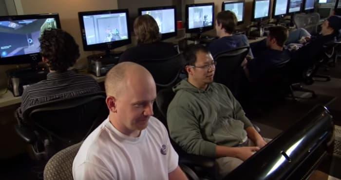Halo 3 Bungie testing
