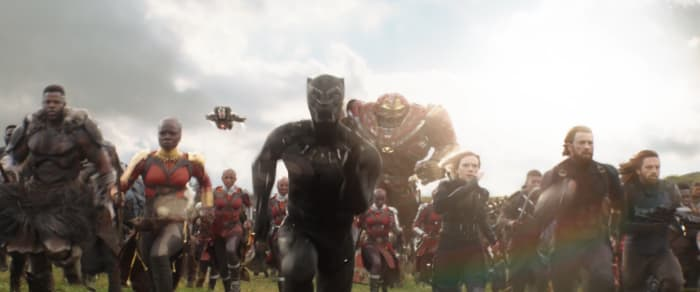 Infinity War charge