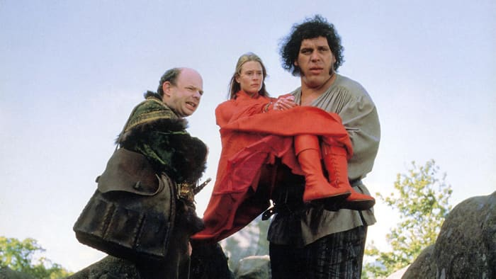 Princess Bride Vizzini Buttercup Fezzik