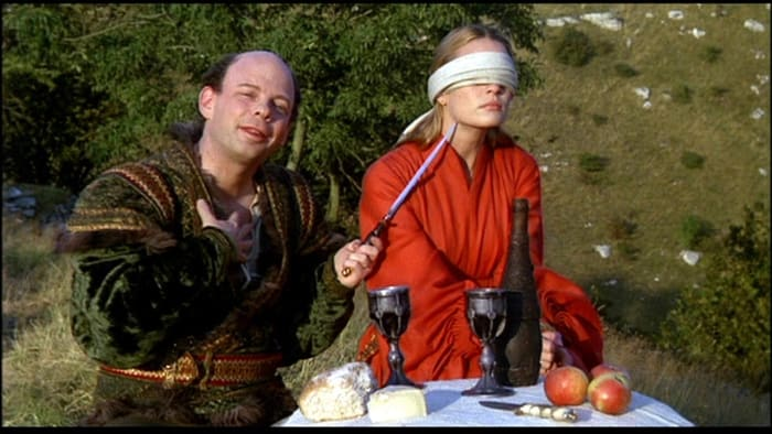 Princess Bride Vizzini picnic