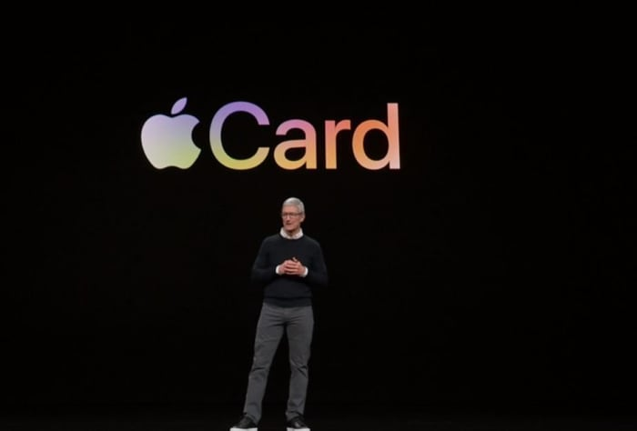 Apple Card announcement