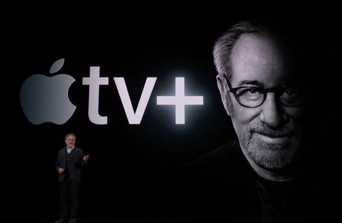 Apple TV+ Steven Spielburg
