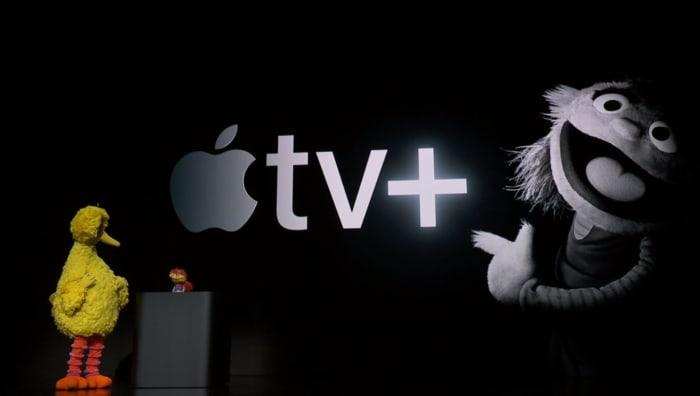 Apple TV+ Helpsters
