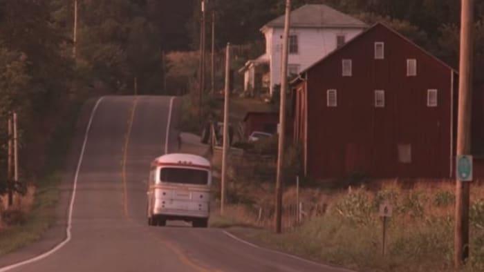 Shawshank bus original ending