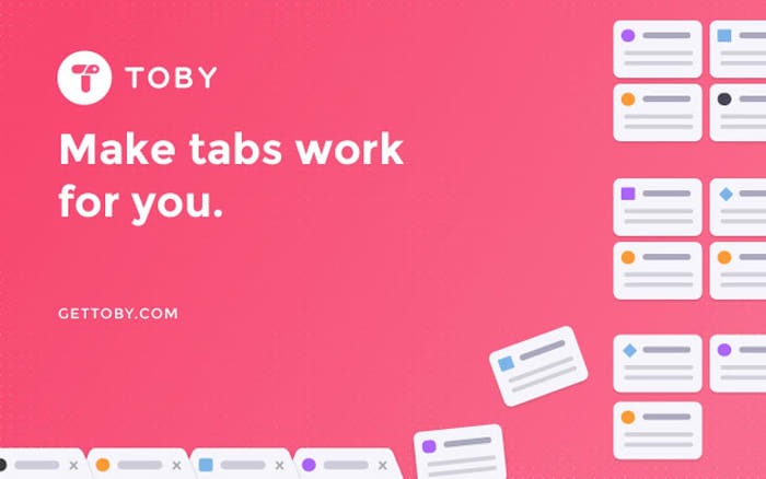 Toby make tabs work for you