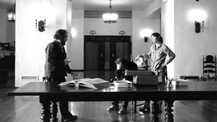 Jack, Wendy and Kubrick