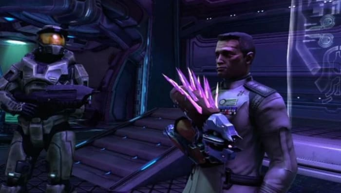 Halo 1 Truth and Reconciliation Keyes Needler