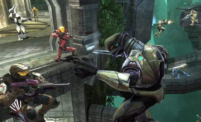 Halo 3 Guardian multiplayer