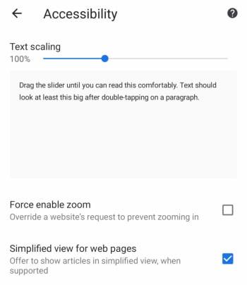 Google Chrome is getting a secret Reader mode
