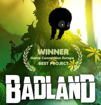 Badland sur mobile
