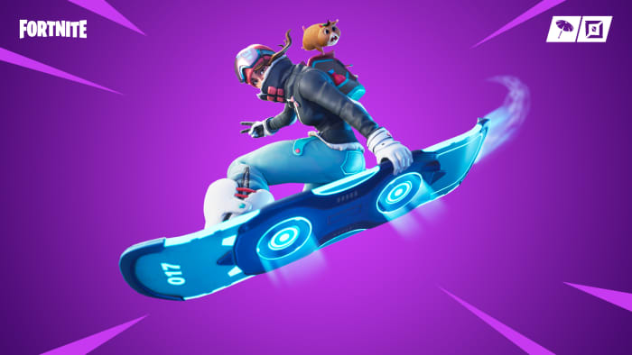 fortnite driftboard item season 8