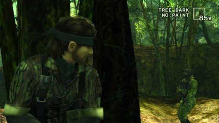 frustrating escort missions mgs3 snake eater eva