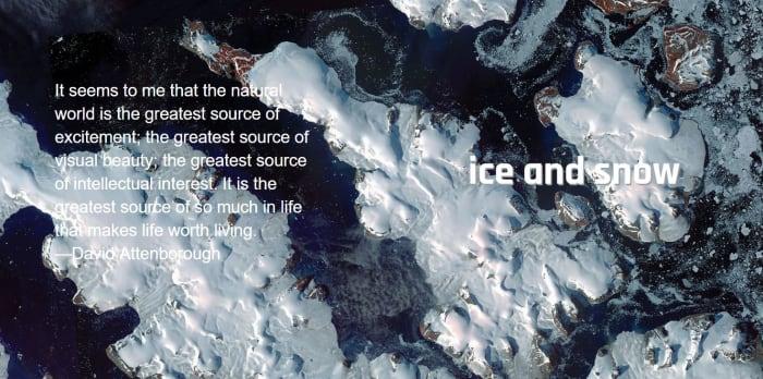 NASA satellite imagery