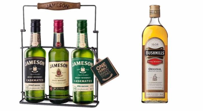 Good ole Irish whiskey