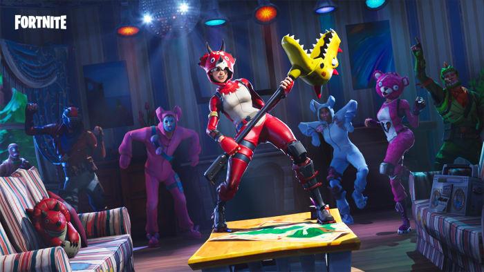 fortnite dance emotes triceraops