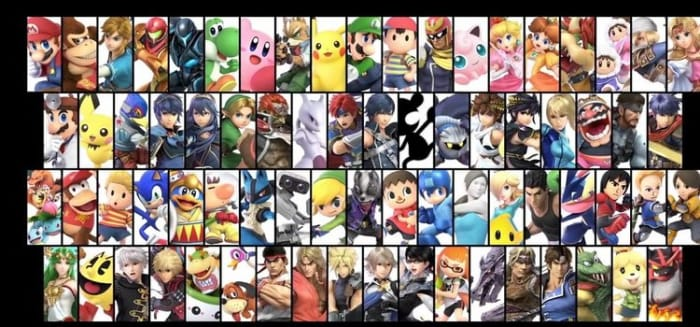 smash ultimate balanced roster