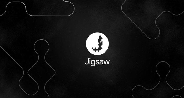 Like Google, Jigsaw is a subsidiary of Alphabet
