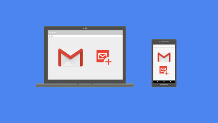 Gmail interactive emails amp