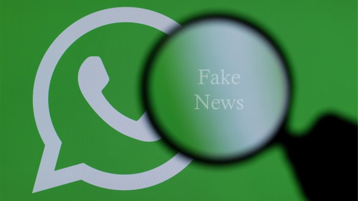 WhatsApp looks at fake news