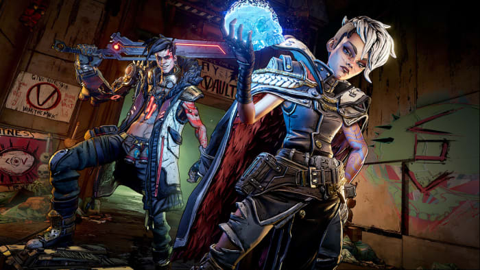 borderlands 3 twins villains