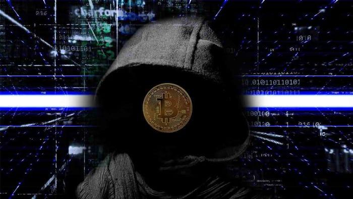 a hacker for bitcoin