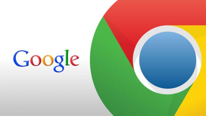 Chrome logo Google