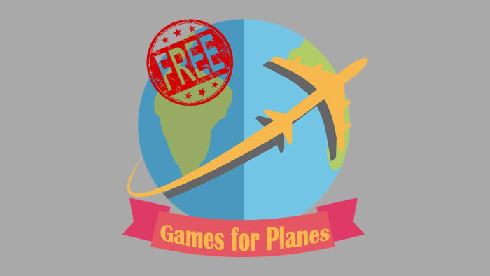 Free games you can play on planes
