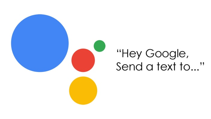 Google tests text messaging from the lock screen for Google Assistant