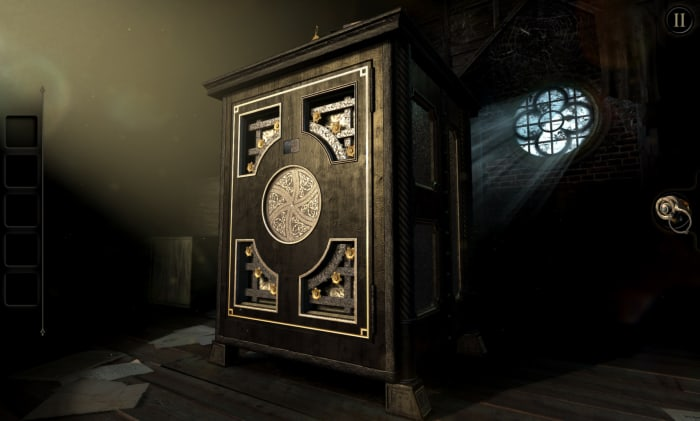The Room puzzle box