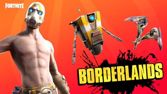 Fortnite gets a Borderlands crossover