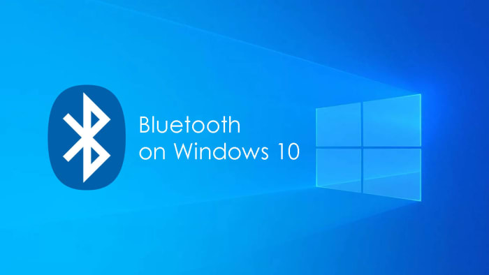 Solve Bluetooth problems on Windows 10