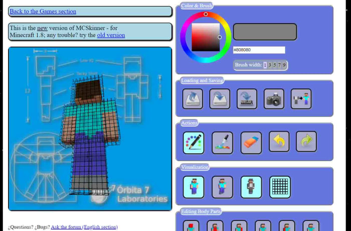 How To Create Minecraft Skins