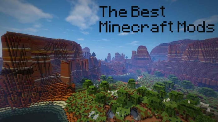 The best Minecraft mods