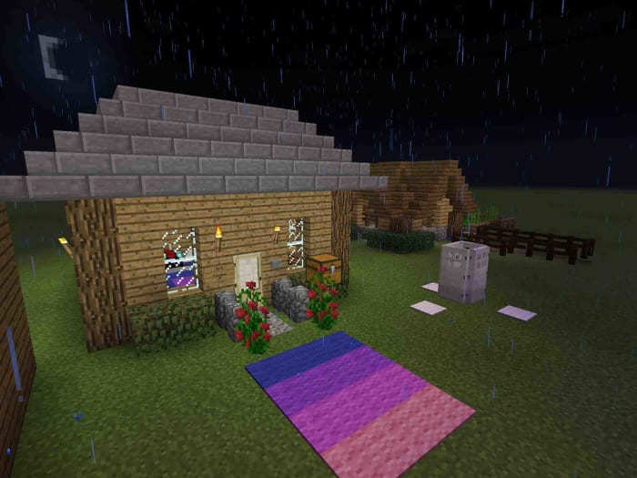 Minecraft Easy House