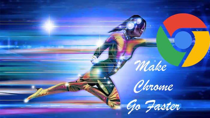 Make Chrome go faster