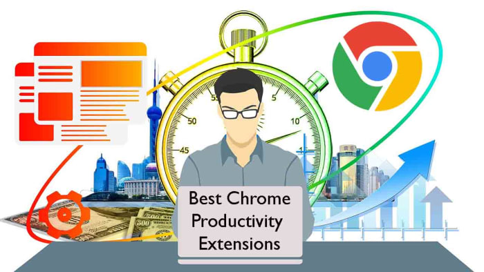 Best Chrome productivity extensions