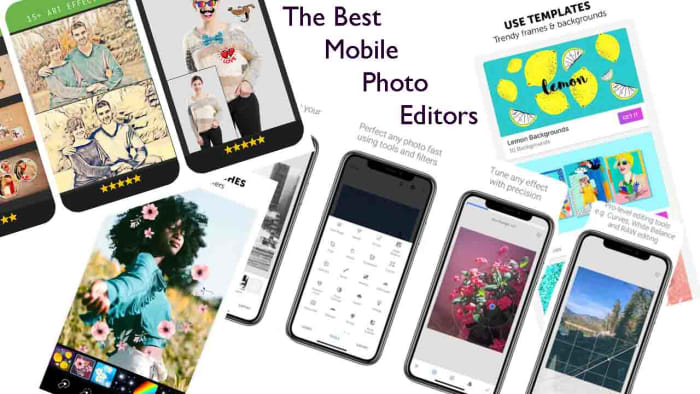 The best mobile photo editors