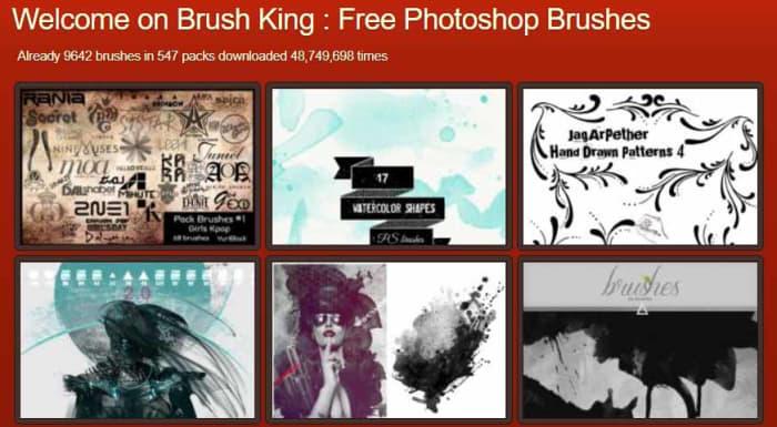 Brush King