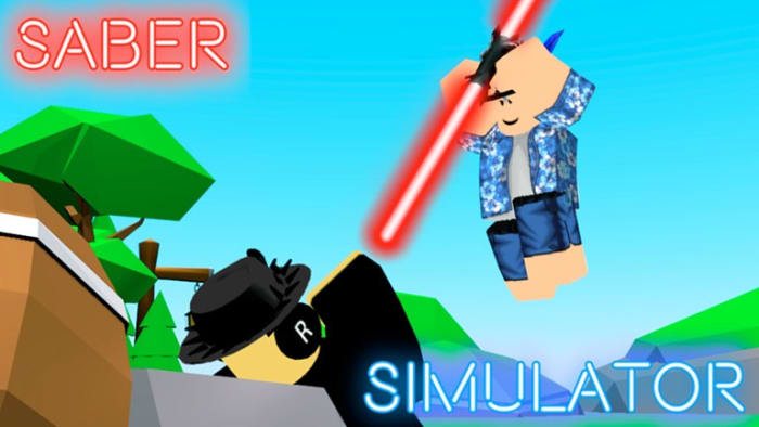 Saber simulator