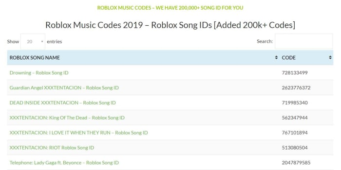 Id Codes For Roblox Music Rap Free Robux Codes No Verification