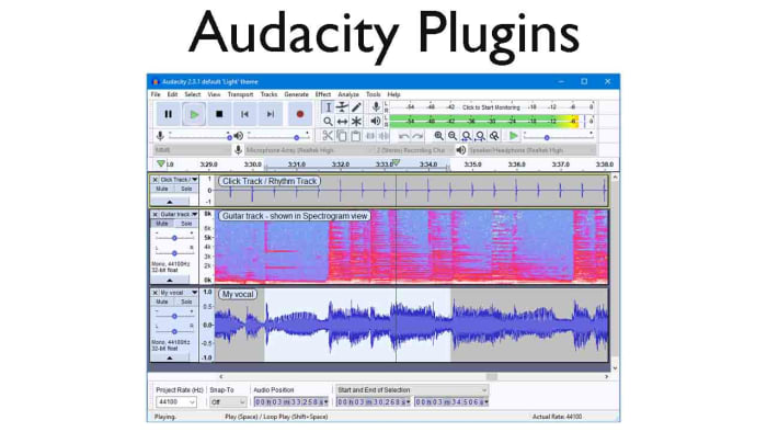 The best audacity plugins