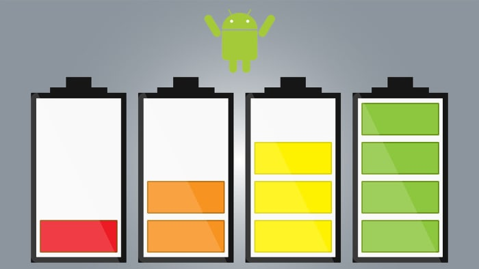 Battery saving tips on Android