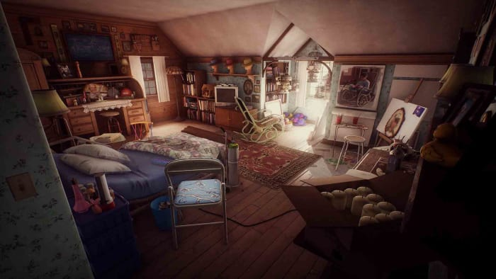 What remains of Edith Finch on PlayStation