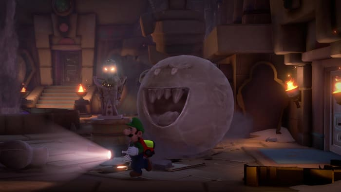 Luigi's Mansion 3 on Switch
