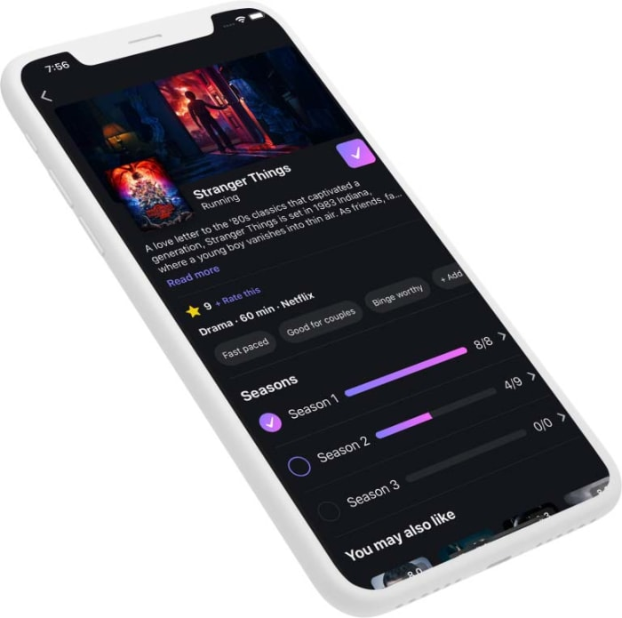 hobi app tv tracker