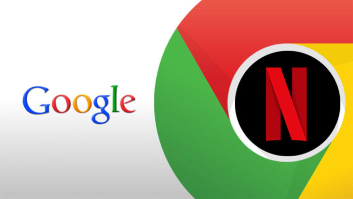 Google Chrome Netflix extensions