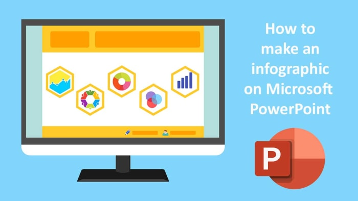 A guide on how to make an infographic on PowerPoint