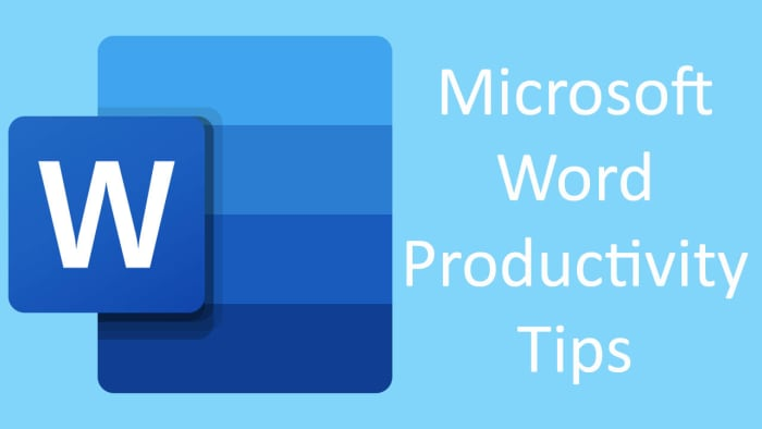 Productivity tips for Microsoft Word