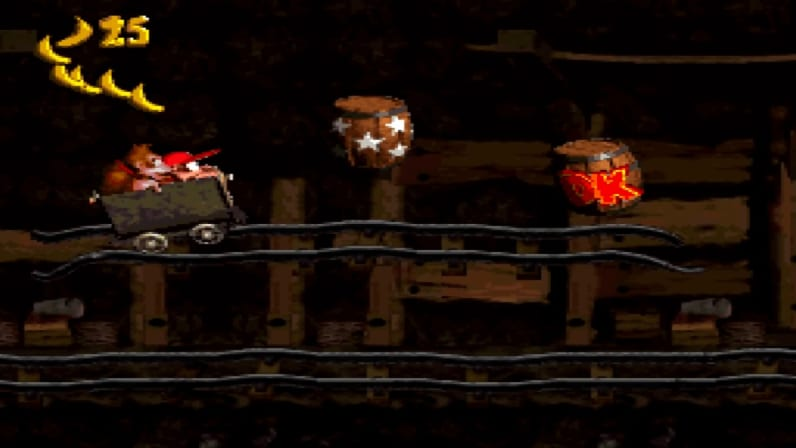 Donkey Kong mine cart coaster coming to Universal Studios